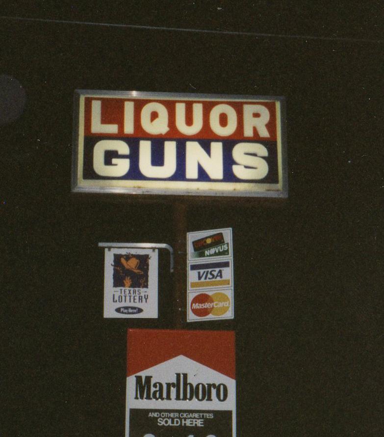 Liquorguns