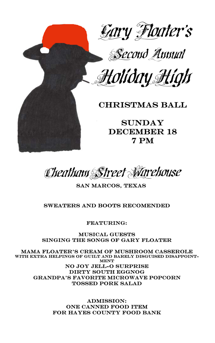 Gary-Floater-Holiday-High-Cheatham-Poster-2012
