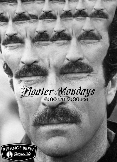 Moustache-floater
