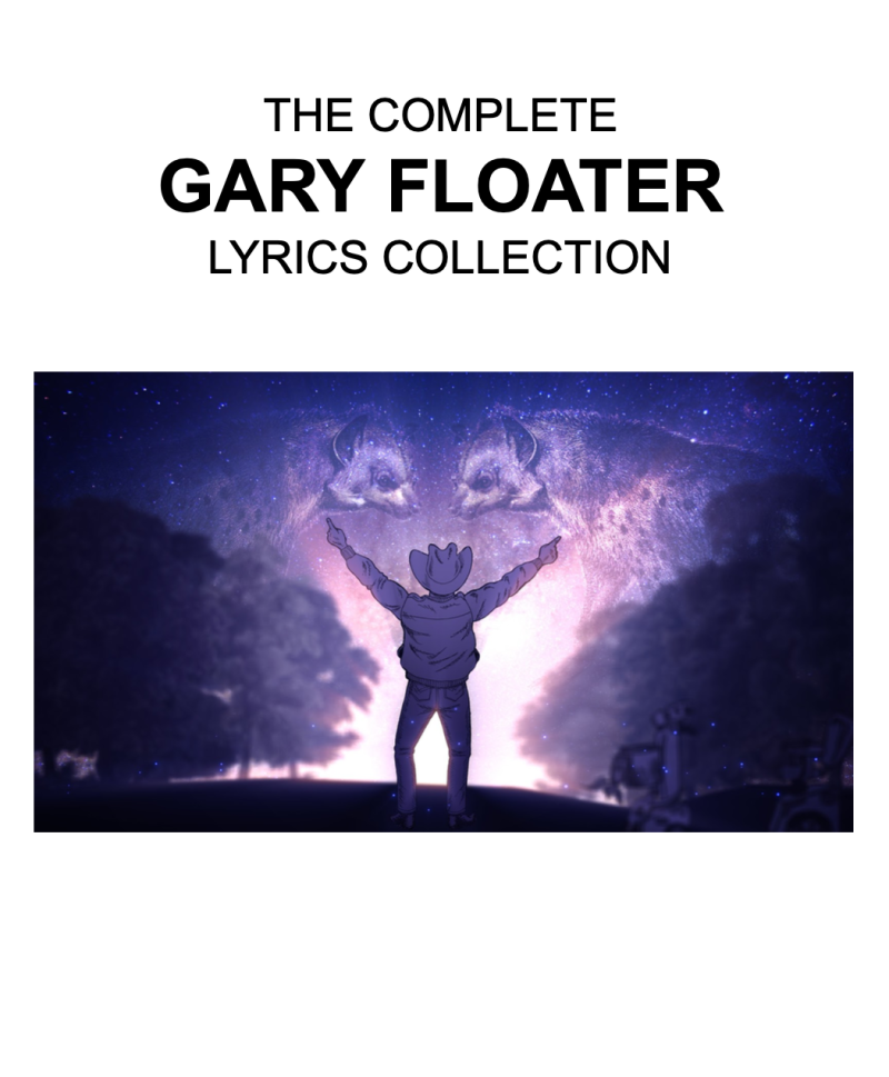 Gary Floater Songbook